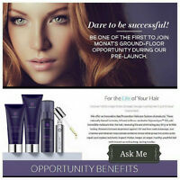 Looking for Market Partners for new hair care line!!