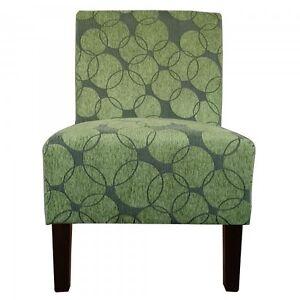 2 fauteuils d'appoint vert Lanai Accent Chair green