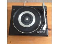 GARRARD SP 25 MK III TURNTABLE WITH LID FULLY WORKING USED CONDITION MANUAL START - AUTO FINISH