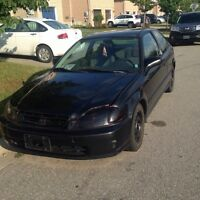 98 Honda Civic hatchback