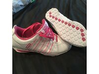 BRAND NEW KSWISS TRAINERS SIZE 5.5