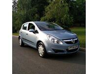 2007 Vauxhall Corsa 1.3 CDTi 5 door! Free 3 months warranty