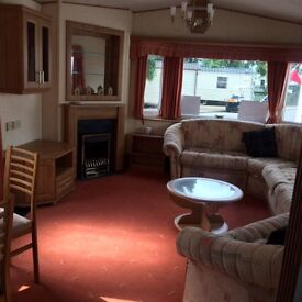 Static caravan for sale in Essex at seawick holiday park, not highfields , not 12 months