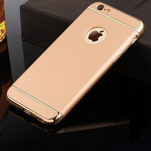 iPhone 6/6s & 6+ Luxury Thin Frosted Armor Shockproof Case