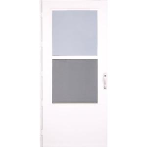 EXTERIOR - STORM DOOR