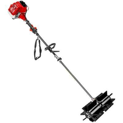 Xtreme Power Us 43 Cc 24 In. Portable Gas Power Brush Snow Sweeper Power Broom