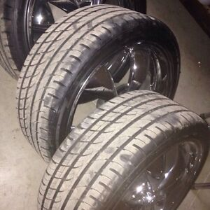 255/35ZR20 Tires & Rims  London Ontario image 7