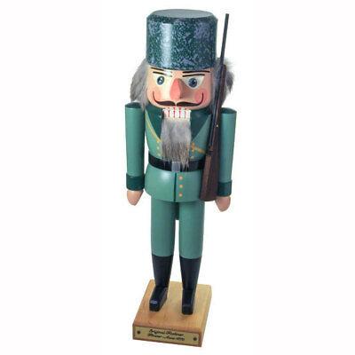 German Wooden Nutcracker Forester 1870 - Halloween 1870
