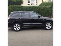 Hyundai Santa Fe 2.2 CRTD CDX like BMW , Nissan , jeep ,