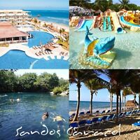 Deal ended OCT. 20th!  SANDOS CARACOL ECO-RESORT