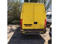 Breaking 2001 iveco daily