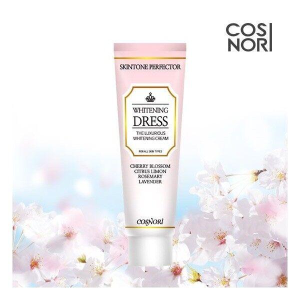 Cosnori Whitening Dress  Cream 50ml / Free Gift / Korean Cos