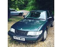Saab 900 barn find spares or repairs