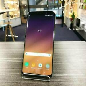 Galaxy S8 64G Gold GOOD CONDITION AU MODEL INVOICE WARRANTY