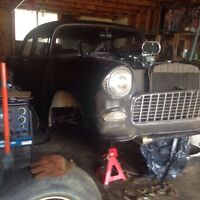 1955 gasser project