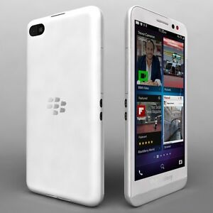 Mint Condition BlackBerry Z30& Q10-White-Unlocked-Start From$120