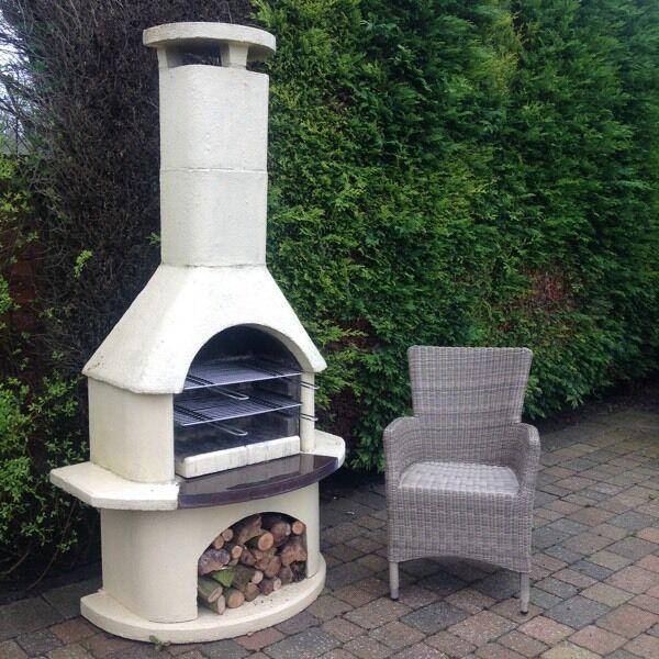 Chiminea Barbecue: In Kessingland, Suffolk
