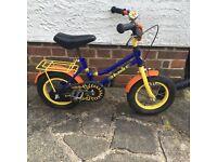 toddler's bike