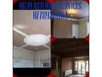 Plasterer / damp proofing