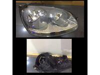 GTI mk5 vw 57reg driverside headlight