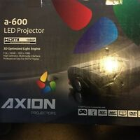 Led projector theatre system 4000$ retail price