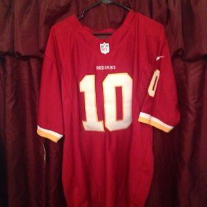 Washington Redskins NFL jersey