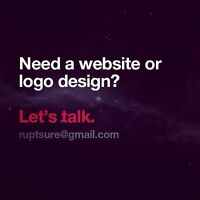 Creative web & graphic designer for hire