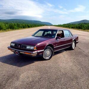 1989 Oldsmobile Delta 88 Royale Brougham