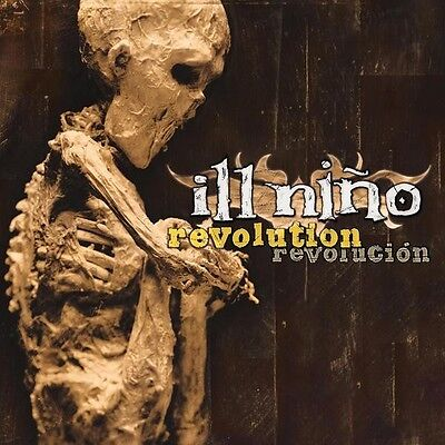 "Ill Nino ""Revolution Revolucion"" Cd Neuware!!!!!!!!!!!!"