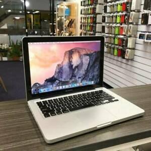 MACBOOK 13' 2012 2.5GHz 4GB RAM 250GB WHITE UNLOCKED WARRANTY