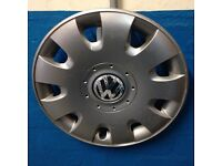 Volkswagen (Golf Jetta Caddy Sharan Wheel Trim Hub Cap)