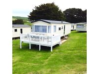 Lovely Static Holiday Caravan in Porth Newquay Cornwall at Newquay View Resort 2nd to 9th September