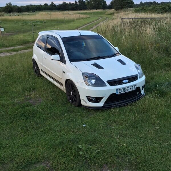 fiesta st 150 modified parts for sale in brandon suffolk gumtree. Black Bedroom Furniture Sets. Home Design Ideas