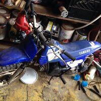Yamaha pw50cc shaft drive