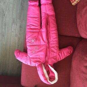 Winter suit  for 6mths olds baby Gatineau Ottawa / Gatineau Area image 1