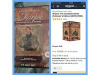 Sharpe collectors edition