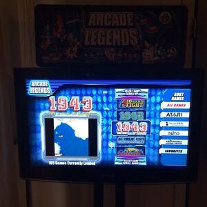 Arcade legends 3 pedestal style
