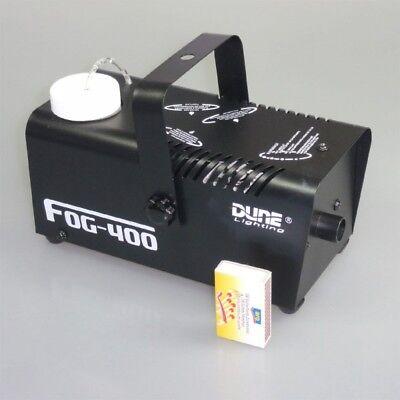 Winzige Micro Mini Nebelmaschine 400 W - nur - 400w Nebel Maschine