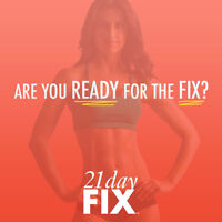 21 Day Fix - lose up to 15 lbs. in 21 days!