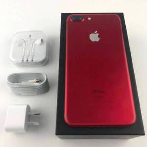 Apple iPhone 7 Plus 256GB - Red-Great Condition