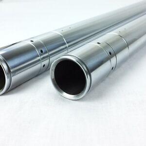 Honda CB750 K0 K1 Front Fork Tubes 51410-061-00 Hard Chrome Stock Length