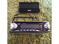 JVC KD-S71R CD Player/MP3 In Dash Receiver