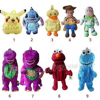Toy Story Pokemon Pokemon Stitch Barney Toy