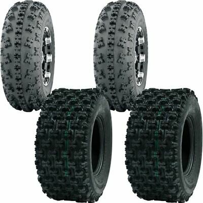 Pair 2 Interco Swamp Lite 25x11-10 ATV Tire Set 25x11x10 SwampLite 25-11-10