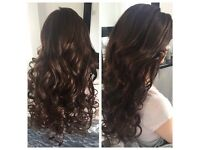 All aspects of hairdressing including extensions