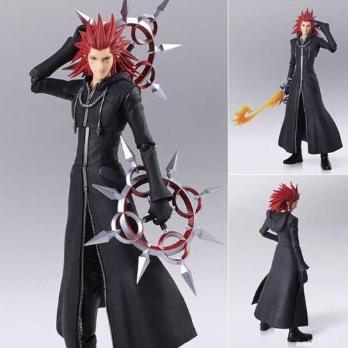 Kingdom Hearts III Axel Bring Art action figure Square Enix (100% authentic)