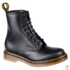 DR. MARTENS Unisex 1460Z DMC 8 Lace Up Leather Boots