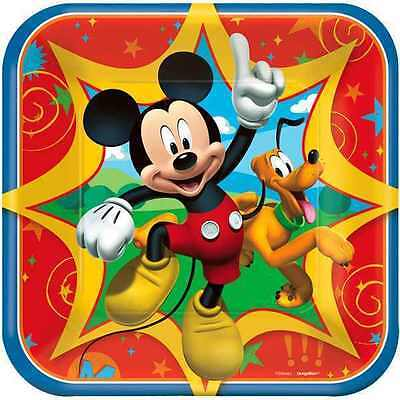 Mickey Mouse Desserts (Mickey Mouse Birthday Party Supplies 7