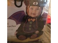 Baby bat Halloween costume 12-18 months