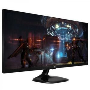 LG 25 Ultrawide FHD IPS Monitor, Neuf 239$